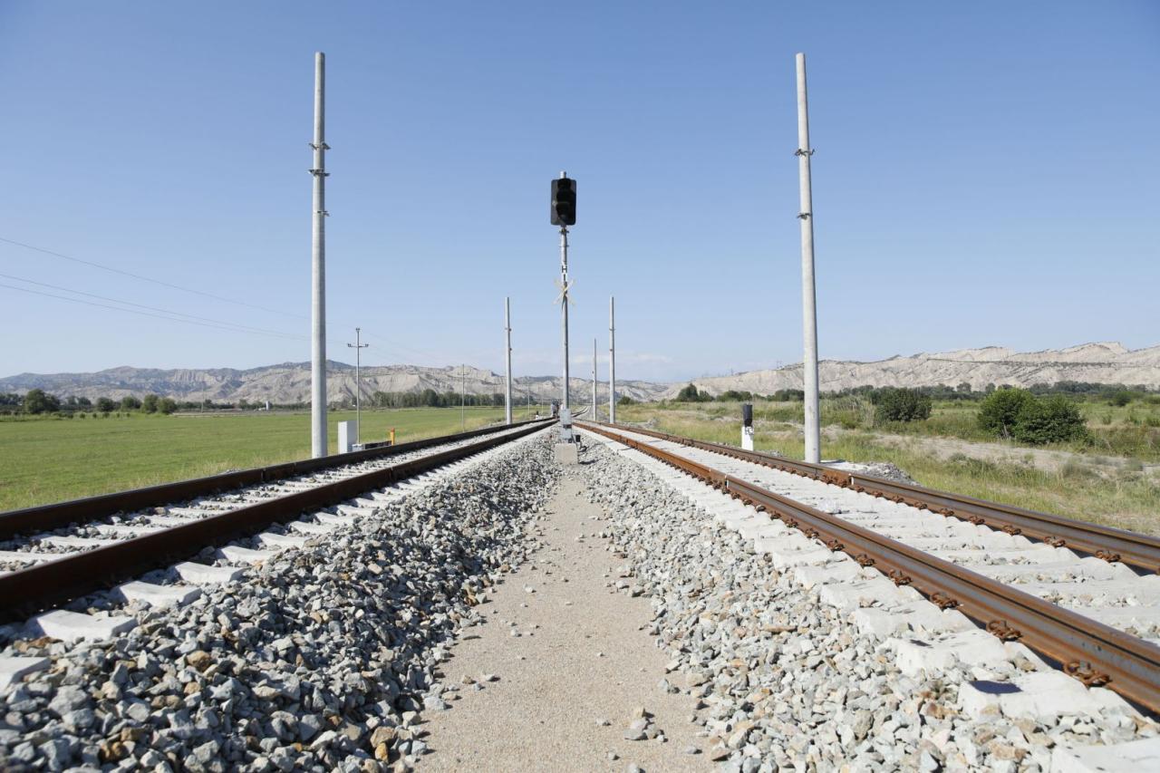 Nakhchivan - Transport