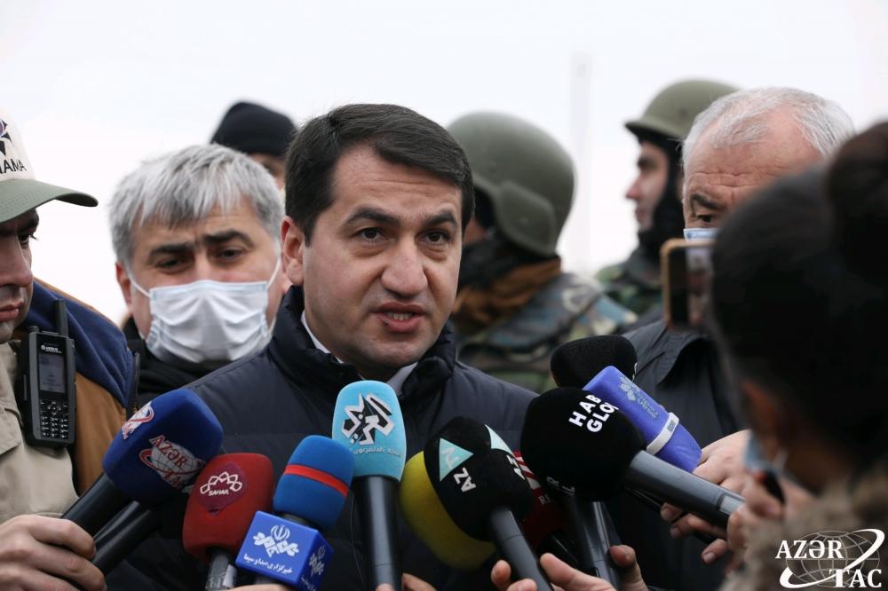 Assistant to Azerbaijani President