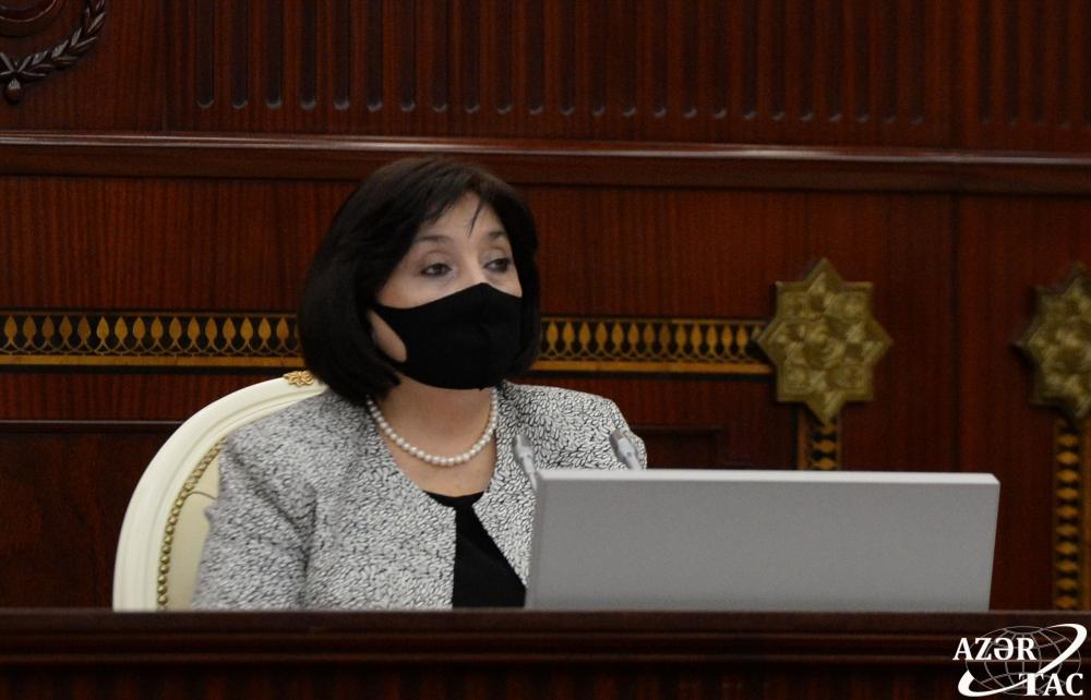Speaker Sahiba Gafarova