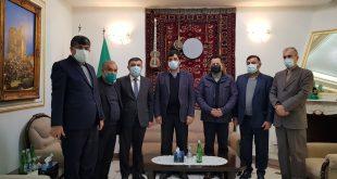 Azerbaijan, Iran