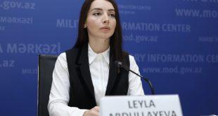Leyla Abdullayeva