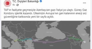 Azerbaijani gas