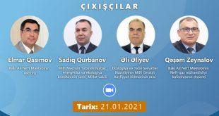 Baku Higher Oil School to host webinar on 'Natural Resources of Karabakh'