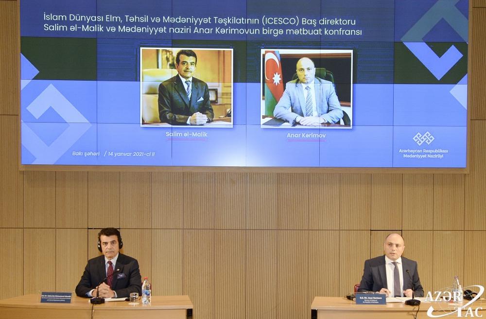 Azerbaijan and ICESCO