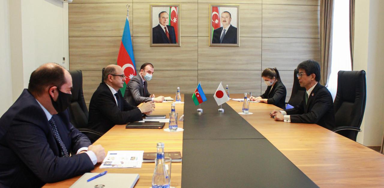 Japan-Azerbaijan