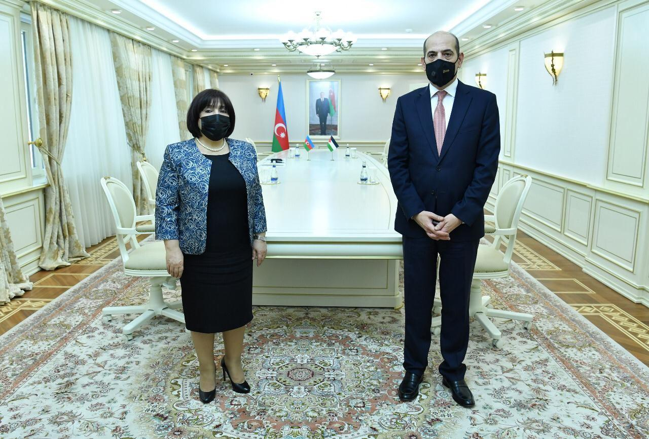 Jordania-Azerbaijan