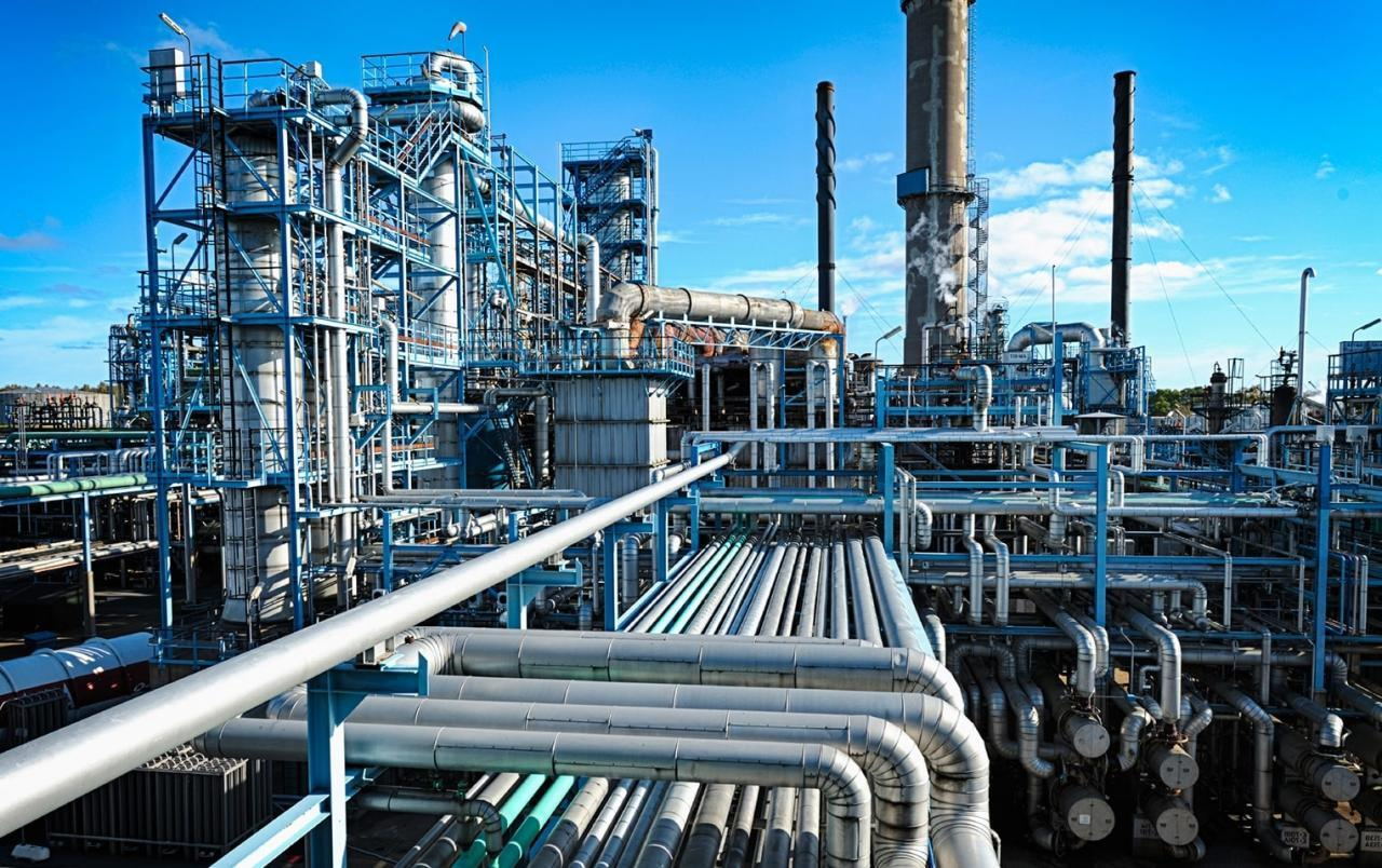 gas sector in 2020
