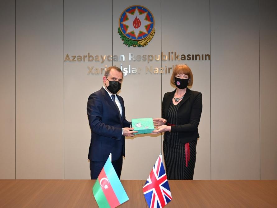 Azerbaijan-UK