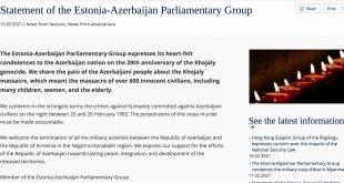 Estonia-Azerbaijan