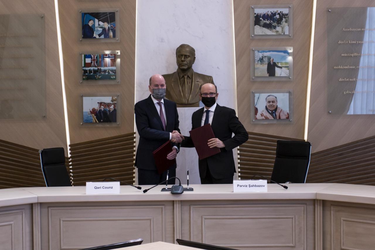 Azerbaijan, BP