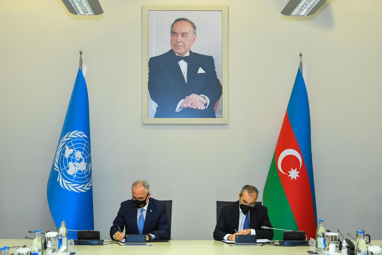 UN, Azerbaijan