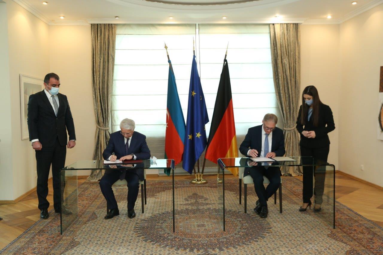 Azerbaijan, Germany