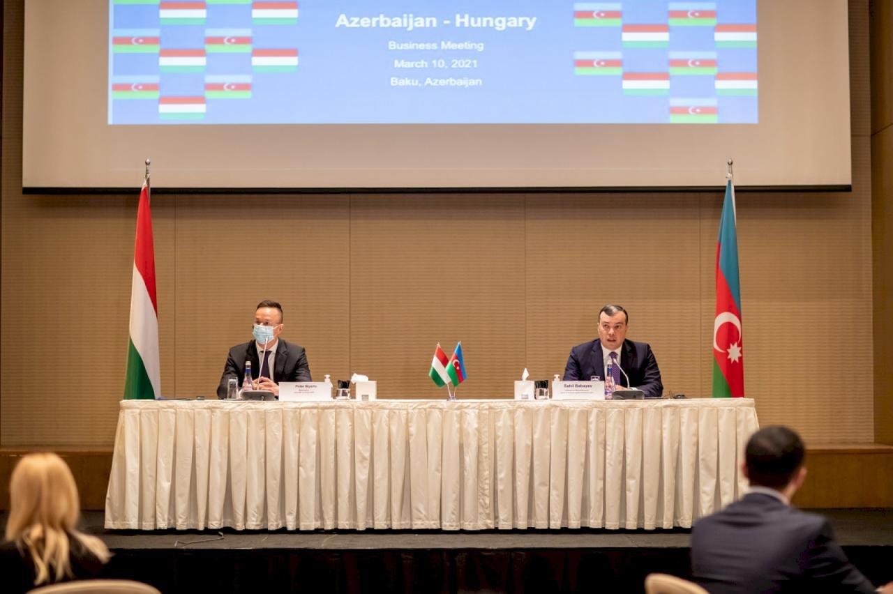 Azerbaijan, Hungary