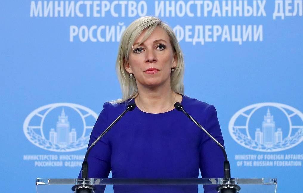 Maria Zakharova