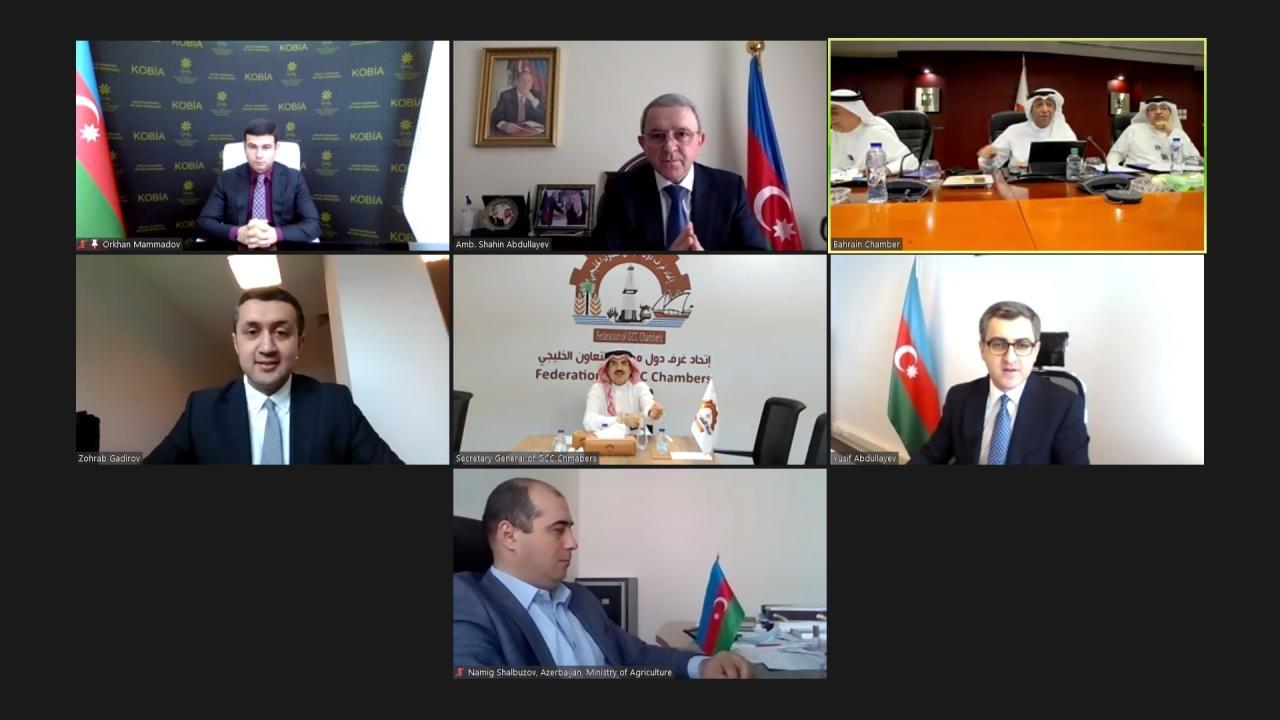 Azerbaijan, Gulf Cooperation Council