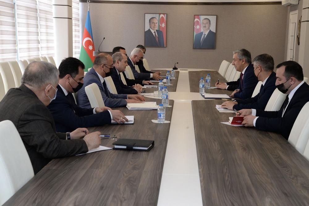 Azerbaijan, Uzbekistan