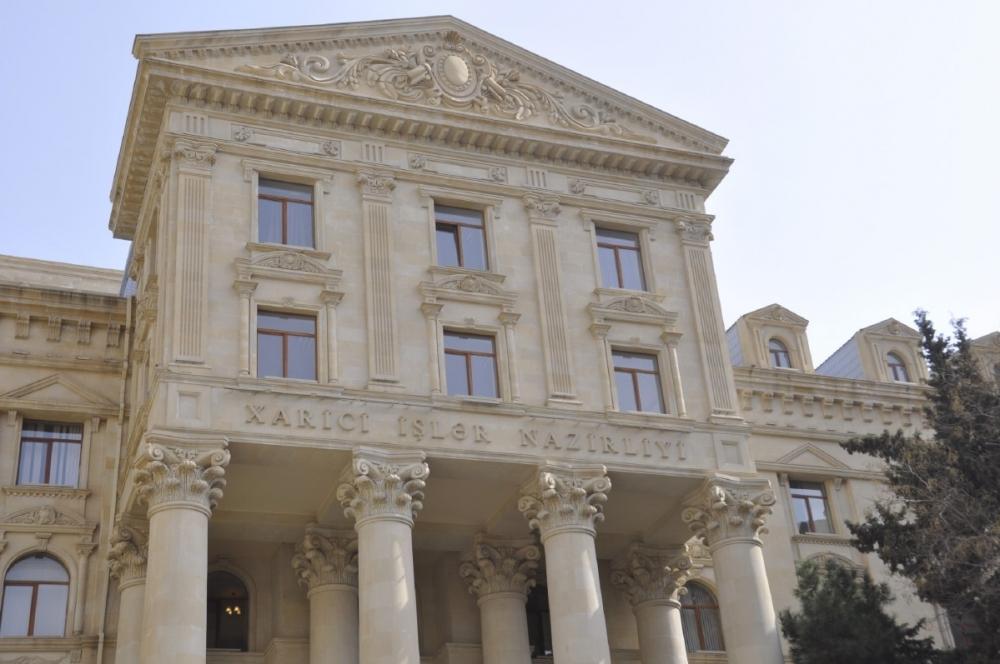 Azerbaijan's Foreign Ministry