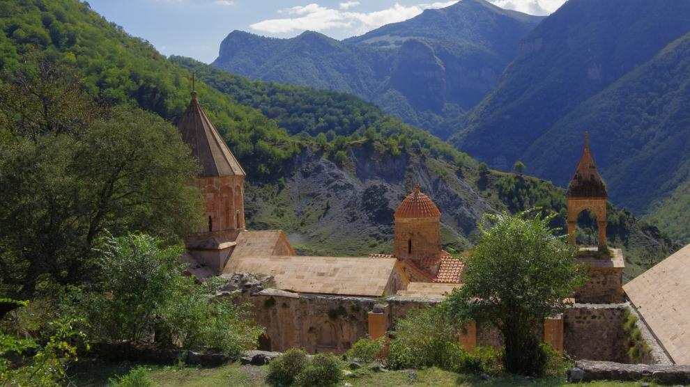 2020Nagorno Karabakh War