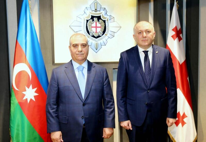 Azerbaijan, Georgian