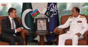 Baku, Islamabad mull military cooperation, Karabakh