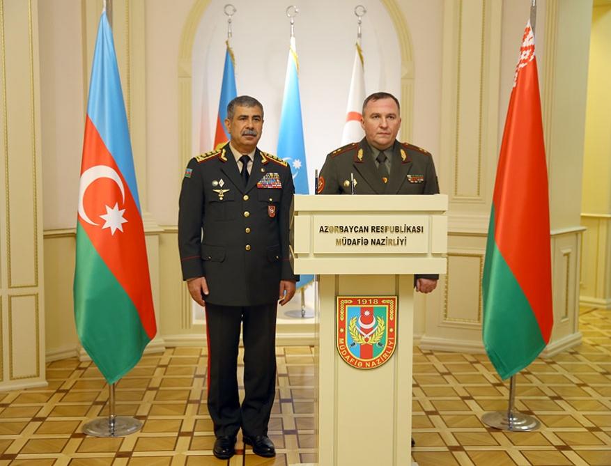Azerbaijan and Belarus