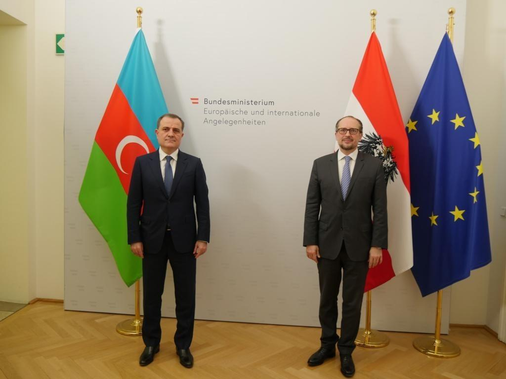 Azerbaijan, Austria