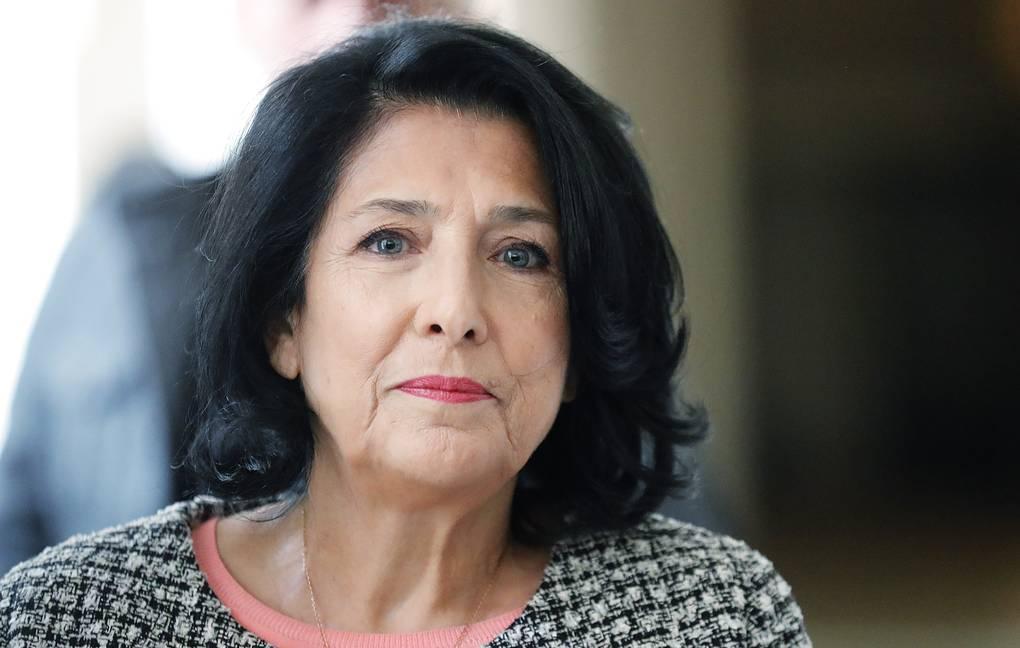 President of Georgia, Salome Zourabichvili