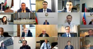 Azerbaijani SOCAR discusses execution of 2021 financial plan
