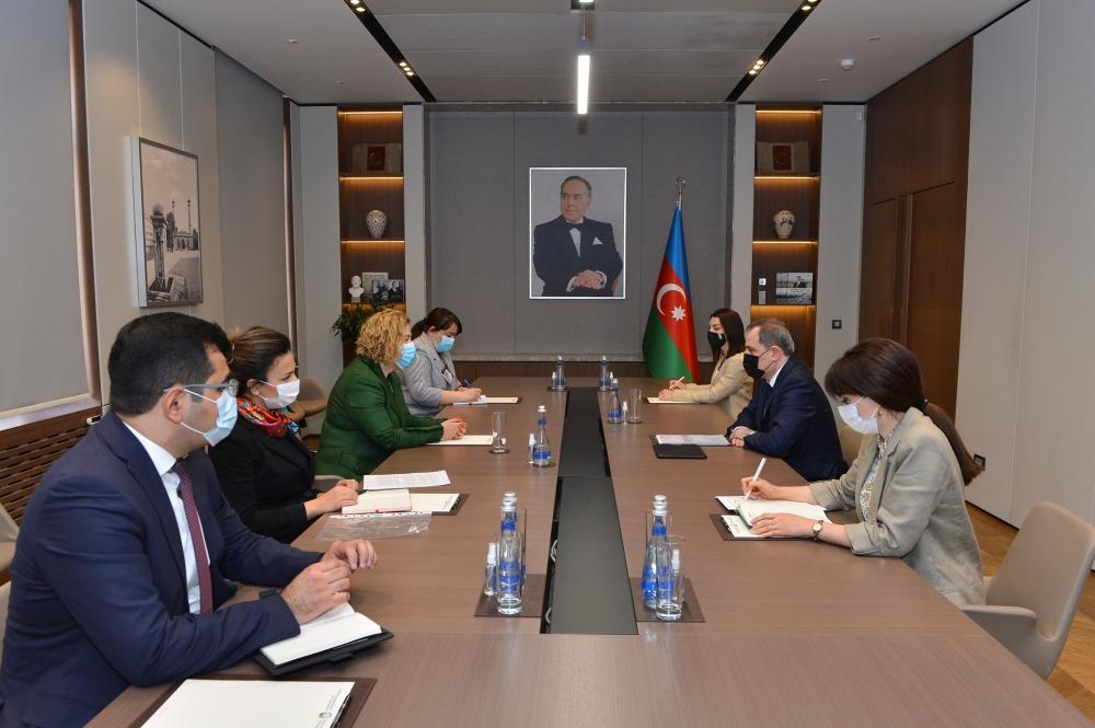 Azerbaijan, WHO