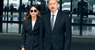 İlham Aliyev -Mehriban Aliyeva
