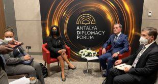 Azerbaijan, Guinea-Bissau discuss bilateral relations