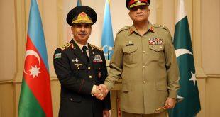 Azerbaijan, Pakistan discuss expansion of military cooperation
