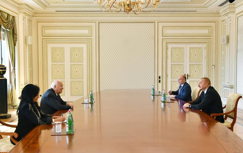 İlham Aliyev
