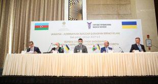 Azerbaijan, Ukraine set up joint Business Council