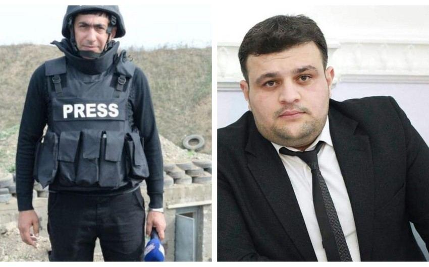 Azerbaijani jurnalists