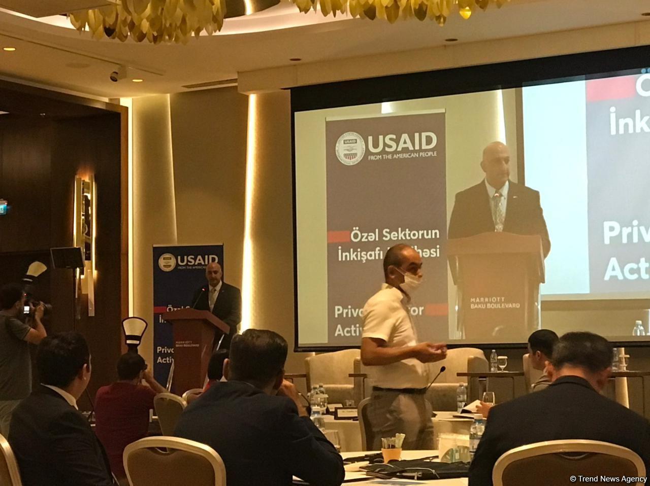 USAID-Azerbaijan