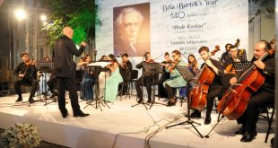 International Turkic Culture and Heritage Foundation hosts event on Bela Bartok's year