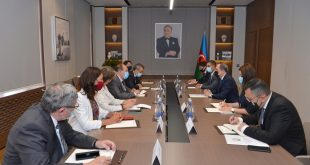 Azerbaijani FM meets with members of French National Assembly