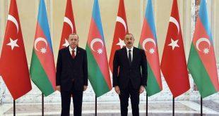 Azerbaijani, Turkish presidents hold phone talk