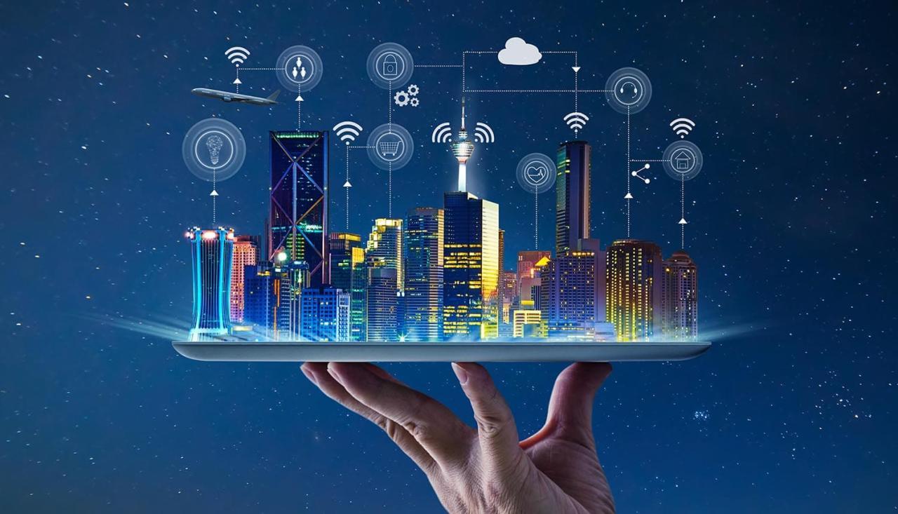 Smart City project in Karabakh