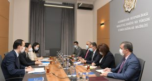 Azerbaijan, China mull transportation co-op