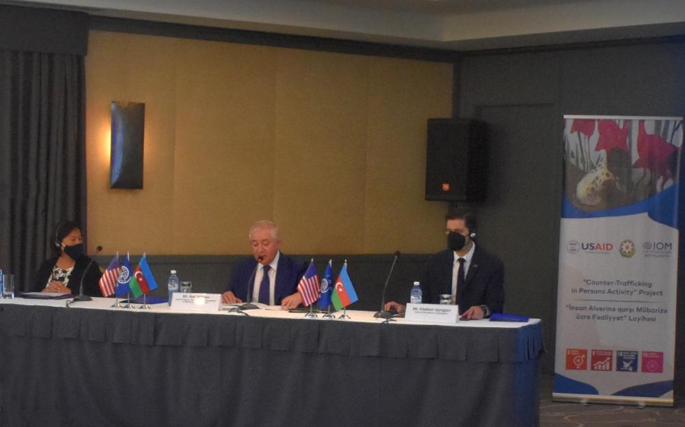 IOM Azerbaijan organizes training