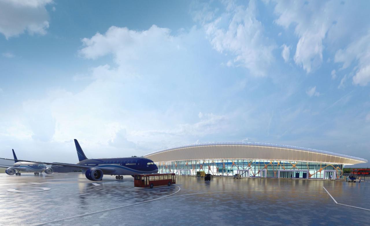 fuzuli airport