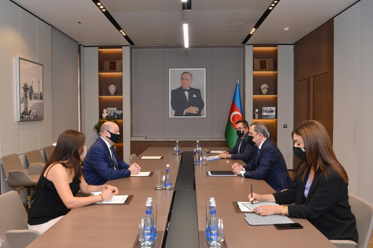 Azerbaijan, Belgia