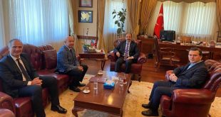 Talks held between Turkish ambassador to Azerbaijan and Trend News Agency