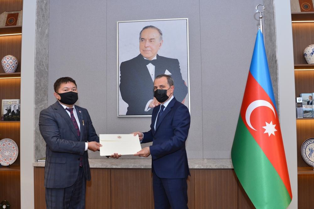 Kyrgyz-Azerbaijan