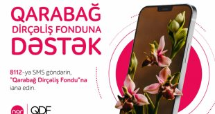 Nar,Karabakh Revival Fund