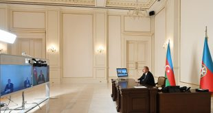 President Ilham Aliyev: Azerbaijan is one of the leading countries in the world in terms of natural gas supply