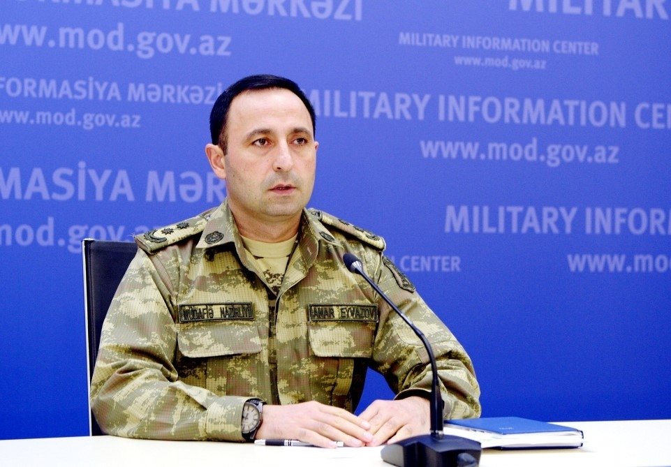 Lieutenant Colonel Anar Eyvazov