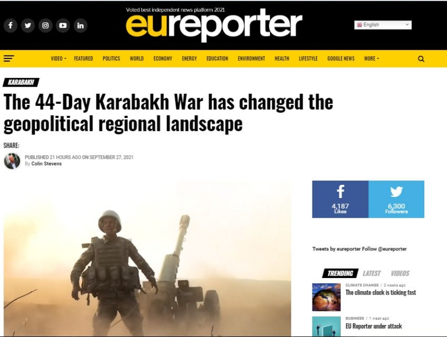 The 44-Day Karabakh War